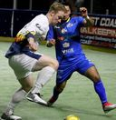 Kennedy Catholic Alum Vince McCluskey '10 playing professional indoor soccer