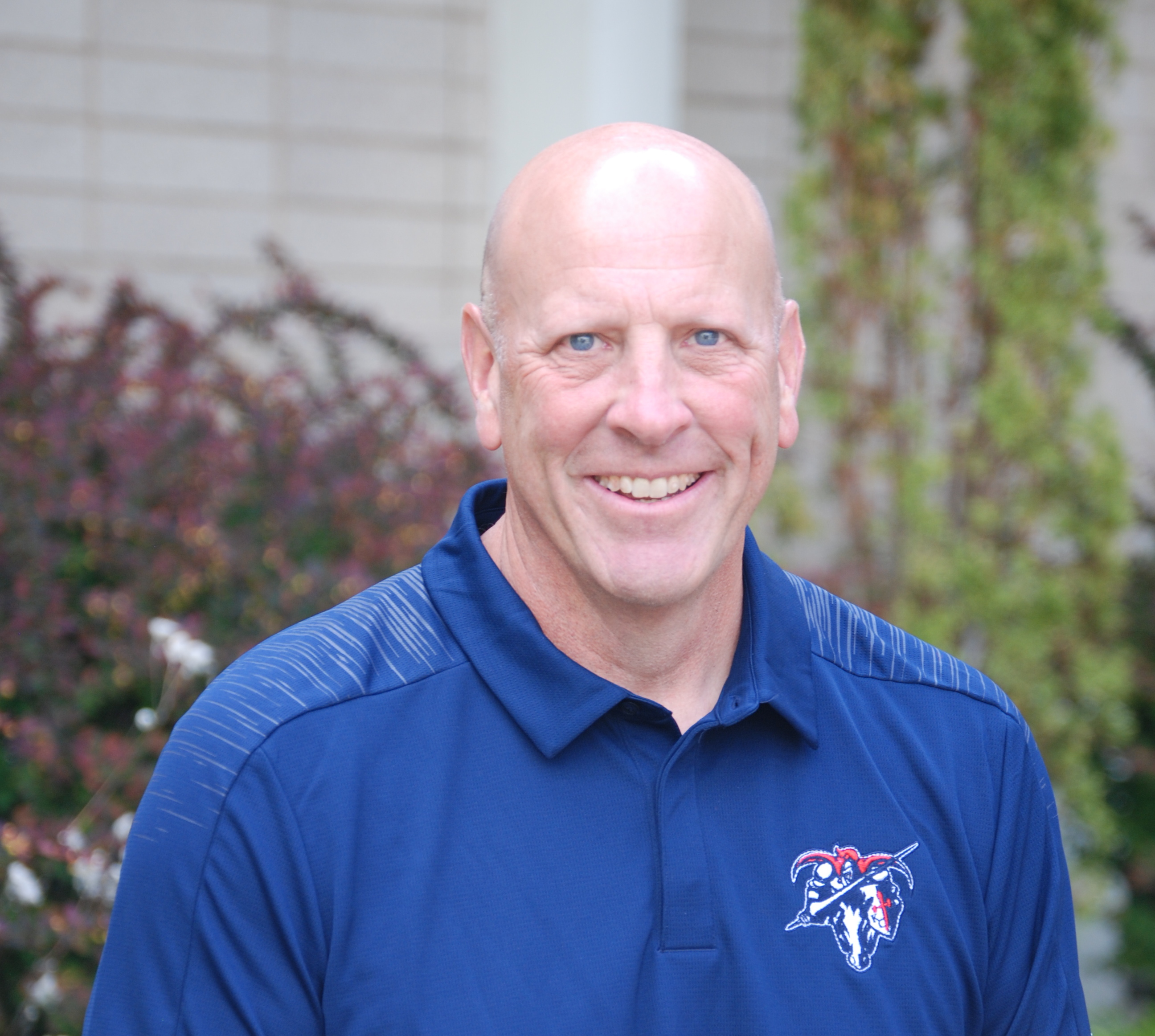 Meet Don Hoffman, Athletic Director
