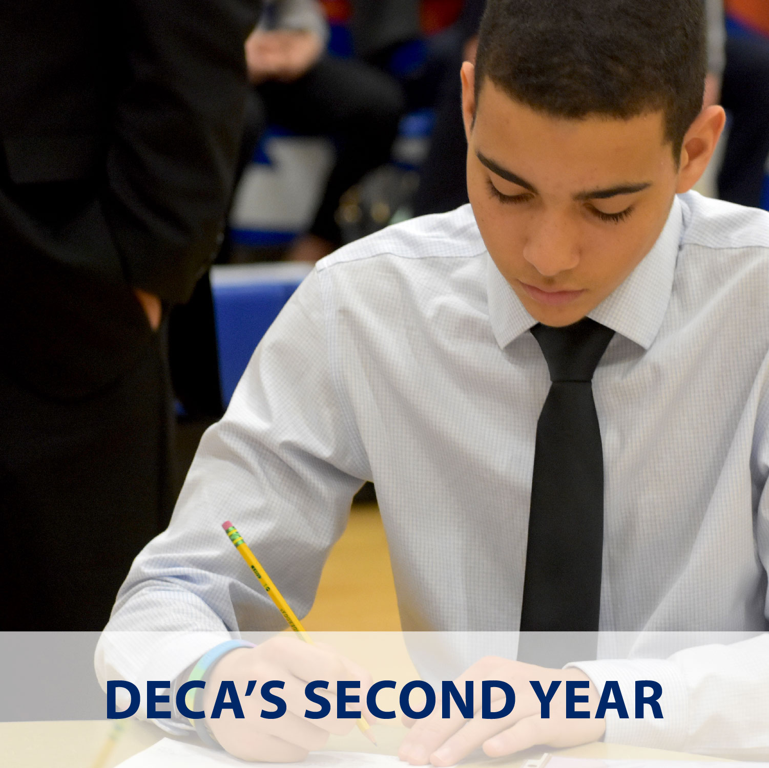DECA's Second Year