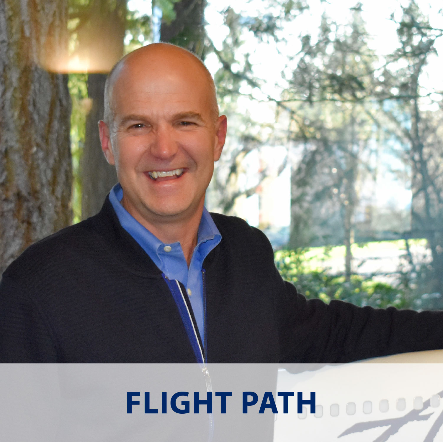 Flight Path: Brandon Pedersen '84